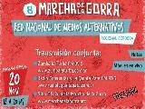 C�rdoba: Transmici�n RNMA 8� Marcha de la Gorra