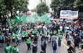 Mendoza: Con paro y cortes la CTA realiza la previa del 20 de noviembre