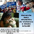 Investigaci�n sobre la violencia sexual infantil en Bolivia