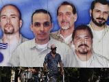 """Alocuci�n del Presidente cubano """"Los Cinco ya est�n en Cuba"""""""