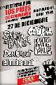 Festival por los Pibes de Croma��n / 27/12 - 15 hs.