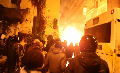(video) Athens warzone - Front line video of the fierce riots last night