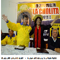 Huacho- Perú: Triunfo de Chui expresa freno a la corrupción y plantea rentas a la región