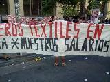 Textil Elemento: reincorporan a trabajadores despu�s de un a�o
