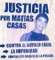 C�sar Casas y el cambio de condena para el asesino de Mat�as