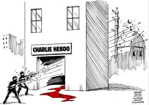 Charly Hebdo, las pr...