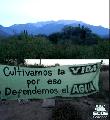 #BloqueoPorLaVida/ Comunicado de Prensa de Asamblea El Algarrobo