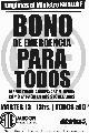 Bono de emergencia para todxs