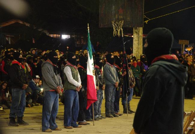 Oventik, Chiapas, Mé...