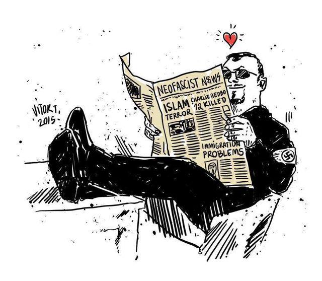 Neofascist News...