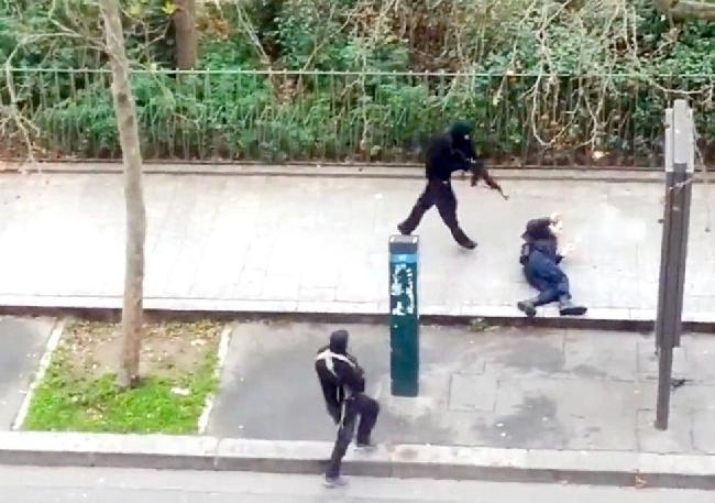 Atentado en Francia...