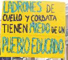 Perú: ¡Ladrones a tiempo completo!