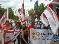 Tucum�n: Movilizaci�n de la Comunidad Indio Colalao por el desalojo de 21 familias