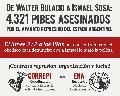 CABA / Marcha por Ismael Sosa 02/02 19hs en el Obelisco
