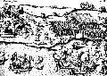 Querandíes y Guaraníes incendian Buenos Aires: 1536