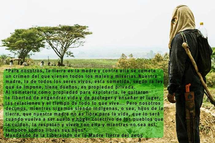 Nueva alerta de desalojo contra las comunidades que se encuentran en la Liberación de Madre Tierrra en el norte del Cauca
