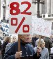 Aumento de jubilación: ni salario mínimo, ni canasta básica