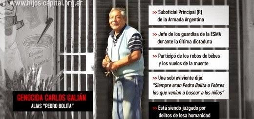 Carlos Galián, repre...