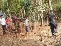 Aborígenes ratifican denuncia contra Arauco por amenazas