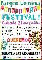 Festival Parque Lezama Sin Rejas / Sábado 21 - 17hs – Anfiteatro
