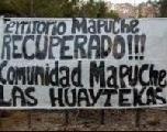 Dictamen en contra de una sentencia que hab�a ordenado el desalojo de comunidad mapuche