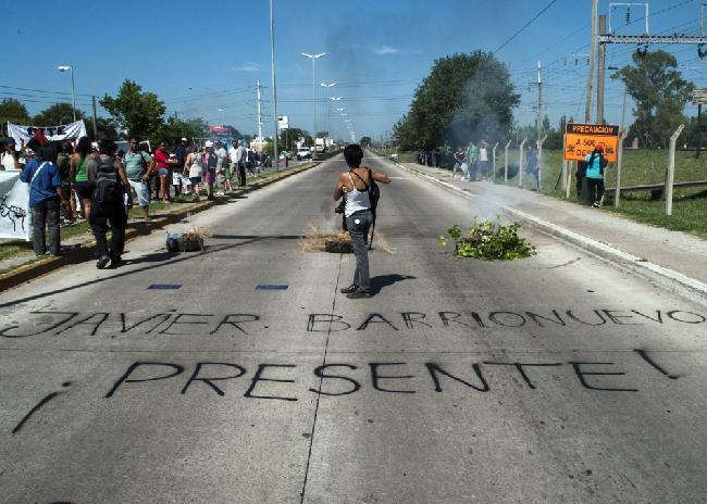Javier Barrionuevo: ...