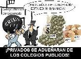 Perú: Banco de Crédito quiere negocio de infraestructura y no mejorar salario docente