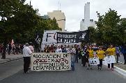 La Plata: Las organizaciones del campo popular se delimitaron del 18F y del kirchnerismo
