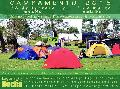 Campamento 2015 en la Reserva Natural Integral y Mixta Laguna de Rocha