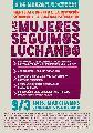 Hoy 18 hs - Marcha a Plaza de Mayo por el Día de la Mujer Trabajadora