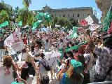 Gran marcha en Santa Fe: el estado en asamblea