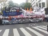 La Coordinadora Sindical Clasista- Partido Obrero en el paro nacional del 31/3