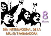 Movilizaci�n por el D�a Internacional de la Mujer Trabajadora