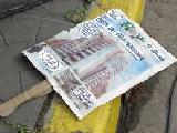 Primera audiencia por la reincorporaci�n de los despedidos del Diario Hoy