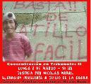 Justicia a 2 a�os del asesinato de Nicol�s Nadal