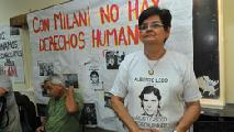 Causa Milani. Audiencia pública con Graciela Ledo