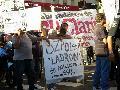 Trabajadores de Tiempo Argentino e Infonews en solidaridad con sus pares del Grupo 23