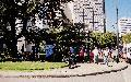 La Plata: municipales realizaron una radio abierta