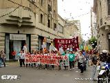 Masiva marcha y paro total en Rosario