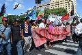 """Félix Díaz: """"estamos exigiendo el cumplimiento de nuestros derechos constitucionales"""""""