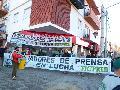 Roca: Trabajadores de prensa por condiciones laborales y paritarias