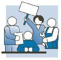 Las conducciones gremiales ante los conflictos sindicales