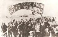 1º de Mayo: ¡Viva la lucha obrera!