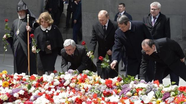 Armenia conmemora lo...