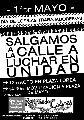 1ro de Mayo: Acto en Plaza Lorea y movilizaci�n al Acto de Plaza de Mayo