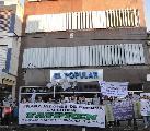 El gremio de prensa, a paso firme por las calles de Olavarr�a