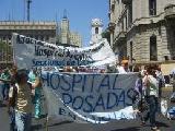 Paro de 48 horas en el recientemente intervenido Hospital Posadas