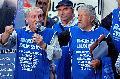 1200 mi�rcoles de los jubilados: Ejemplo de coherencia y dignidad