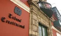 Perú: La magistratura y la patria