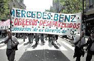 Causa Mercedes Benz: Pedido para juzgar a los civiles